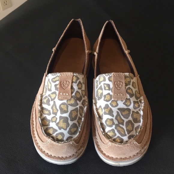 Ariat Shoes | Nwot Ariat Cheetah